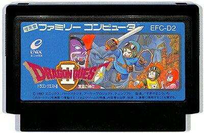 ファミコン ドラゴンクエスト2 FC(ソフトのみ)【中古】
