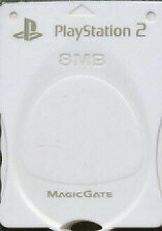 PS2 記憶卡 MAJICGATE KOTOBUKI-(white) 的小色yake