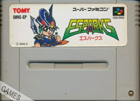 SFC エスパークス(ソフトのみ)スーパーファミコン【中古】