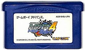 GBA ロックマンエグゼ4 トーナメントブルームーン 青(ソフトのみ) ゲームボーイアドバンス【中古】