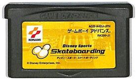 GBA ディズニースポーツ:スケートボーディング (ソフトのみ)【中古】
