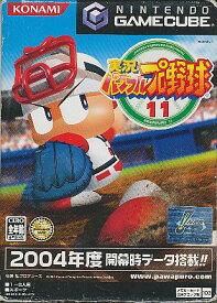 【GC】実況パワフルプロ野球11 紙ジャケットなし ゲームキューブ 【中古】