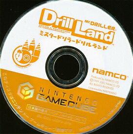 【GC】ミスタードリラー ドリルランド (ソフト・プラケースのみ)【中古】ゲームキューブ
