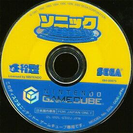 【GC】ソニック メガコレクション (ソフト・プラケースのみ)【中古】ゲームキューブ