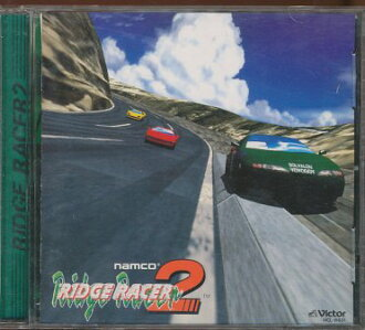CD Namco game sound Express Vol.14 Ridge Racer 2