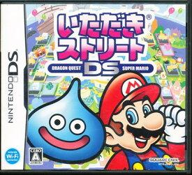 【DS】いただきストリートDS※紙ジェケットにヨレ有(箱・説あり) 【中古】DSソフト