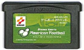 GBA ディズニースポーツ:アメリカンフットボール (ソフトのみ)【中古】