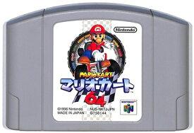 N64 マリオカート64 ニンテンドー ニンテンドウ 任天堂 (ソフトのみ)【中古】