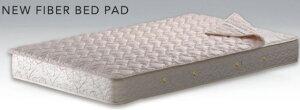 ニューファイバー ベッドパッド シングル LG1002