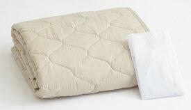 ドリームベッド PD-926 ウールパッド羊毛 セミダブル ウォッシャブルベッドパット寝装品 送料無料 日本製(広島製dreambed)