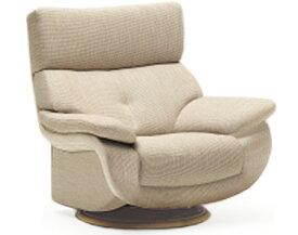 カリモク UT73モデル UT7307 一人掛け 肘掛椅子(回転式) 1Pソファ 布張り 一人掛け パーソナルソファー ハイバック ファブリック 送料無料 おすすめ おしゃれ 人気 karimoku 日本製家具 正規取扱店