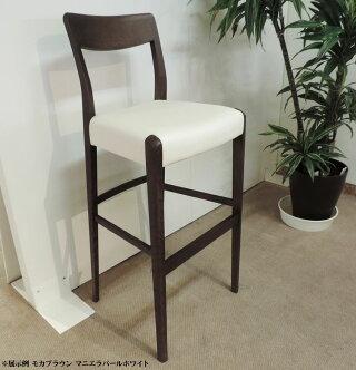 カリモクCD2216CD2206/カウンターチェア/ロータイプ低い/1人肘掛け木製椅子/合成皮革ファブリック布張り/送料無料/日本製家具/木製/単品・バラ売り【高さ調整可能】