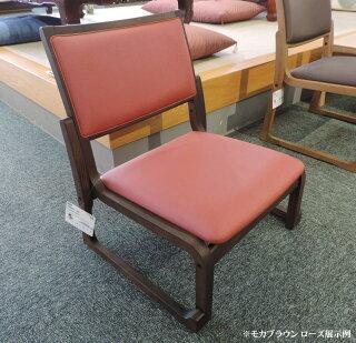 カリモクCS4607K356/低いロータイプ/畳にも使える高座椅子/スタッキング可能/チェア/合成皮革張/和室/送料無料/日本製家具
