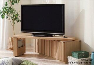 カリモクQT90AHMEテレビ台大型液晶LED対応TVボード大型収納完成品送料無料日本製家具正規取扱店シンプルレッグスライド引き戸回転式天板コーナー対応テレビボードTV台AVボードロータイプテレビラック