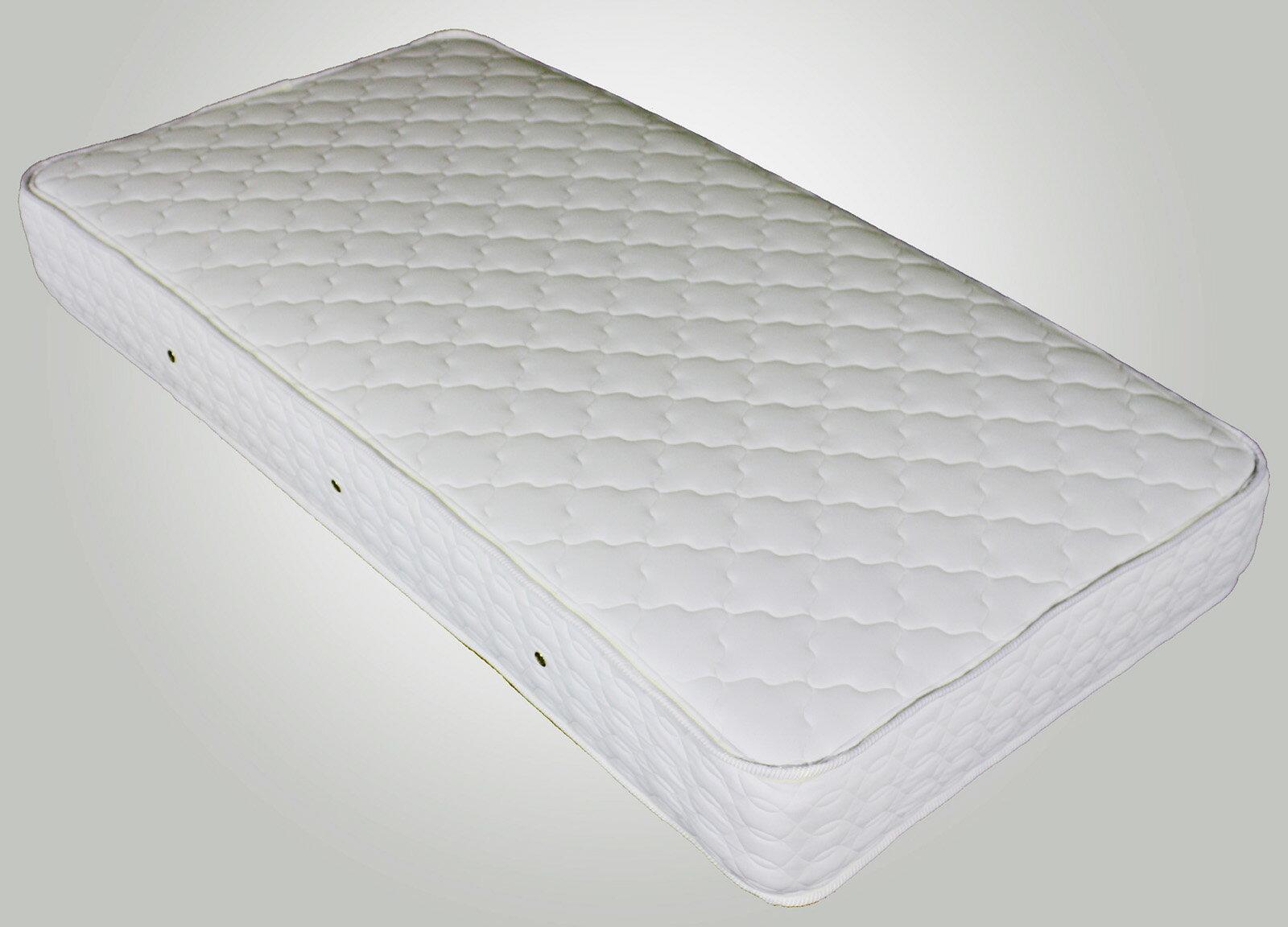 156639国産ポケットコイルマットレス ブロックウレタンフォーム入り セミダブルサイズ 友澤ベッド 送料無料 日本製