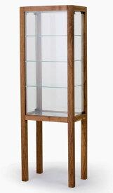 レグナテック ルーシュ キュリオ45 飾り棚 キュリオケース ガラス 木製 ウォールナット ブラックチェリー オーク LEGNATEC クラッセ CLASSE Grosse 日本製家具
