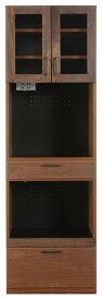 レグナテック メリッサ60キッチンキャビネット 家電収納食器棚 キッチン収納 ダイニングボード シンプルナチュラル ウォールナット・オーク 木製 LEGNATEC クラッセ CLASSE Grosse 日本製家具