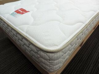即納/フランスベッド/MH-030マルチハードスプリングマットレス/シングル/ミディアム/日本製寝具/送料無料