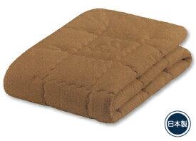 フランスベッド キャメル&ウールベッドパッド ベッドメーキング3点セット シングル 羊毛布団カバー メーキングセット シーツ2枚セット 布団カバーセット マットレスカバー 送料無料