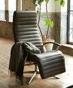 フランスベッドKEBE/ケベKE-23PNオーナーズチェア/本革/1Pソファ/パーソナルチェア/リクライニング椅子/送料無料/家具