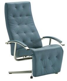 フランスベッド KEBE ケベKE-25PNオーナーズチェア 本革 1Pソファ パーソナルチェア リクライニング椅子 送料無料 家具