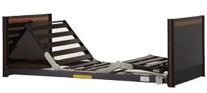 フランスベッド FL-1402 超低床フロアーベッド 3モーター シングル 電動ベッド 電動リクライニング 送料無料 日本製家具