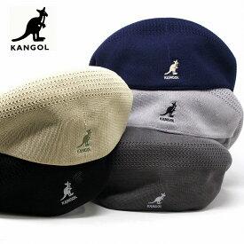 KANGOL ハンチング 大きいサイズ カンゴール 人気 帽子 504 ハンチング帽 メンズ 春 夏 Tropic Ventair エステルニット ゴムすべり トロピック ベンタイル アイビーキャップ[ ivy cap ]メンズコーデ ファッション カンガルー ブランド 父の日 ギフト ラッピング無料