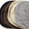 «««Cotton Hat 100% short watch / men's / women's / season / storage / Brown Brown (casual hat and fashion Kamon Cap knit hat Cap fall/winter cotton knit Cap Kamon fall winter winter)