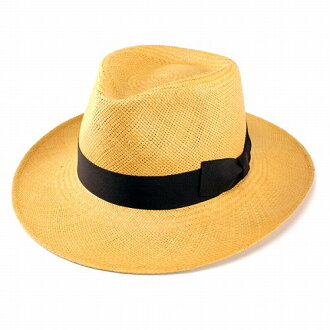 Men's hat panama hat soft cap SORBATTI Sor Bhatti Italy brand summer cigarette color