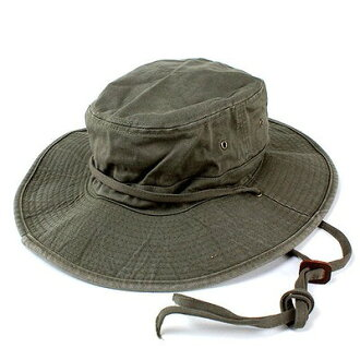 Outdoor Hat / brand Henschel / adventure Safari Hat / mens hats women's hats / climbing and hiking camping camping / olive (Cap and hat store fashion fashionable ladies Hat mens CAP and mens Hat photographer Hat men's hats)