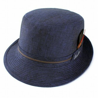 37780424dd9 ELEHELM HAT STORE  Hat men s hats Borsalino borsalino Hat Alpine spring  summer hemp linen Navy Navy (Cap and hat store fashion pun)