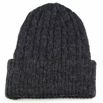 2cea7f52d84fb Knit caps mens Womens fall winter Alpacas 100% watch mens Hat cable knit  simple luxury charcoal grey (knit shirts hats winter male Kamon Cap knitted  hats)