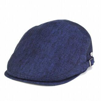 c6fa002c303 ELEHELM HAT STORE  Borsalino Hat Ivy Cap   Cap mens   linen chambray    men s   simple design spring summer   Navy (hat fashion store).