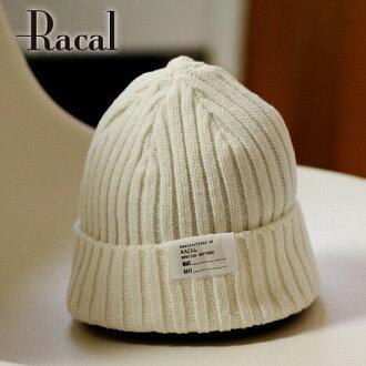 5554cd6aa2d57 ELEHELM HAT STORE  Racal knit Cap Kamon Cap local racal caps Kamon simple  stylish white off-white (hat-men s women s autumn winter brand)
