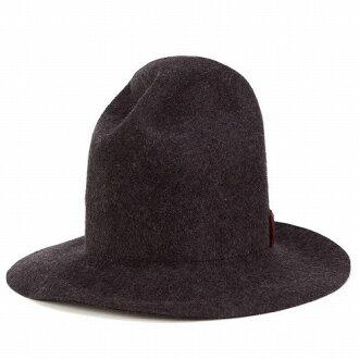 cb766e45 ELEHELM HAT STORE: CHRISTYS ' CROWN Christie's Crown mountain Hat soft felt  Hat flexible type Bowler Hat autumn/winter charcoal grey   Rakuten Global  Market