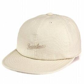 帽子 メンズ キャップ ブランド帽子 Borsalino ボルサリーノ アイボリー 男性 ギフト 日本製 アウトドア(紳士帽子 野球帽子 ベースボールキャップ ベースボール かっこいい 40代 50代 60代 ファッション cap ウォッシュ加工 メンズ帽子 プレゼント 中央帽子 ぼうし)