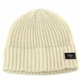 ニット帽 帽子 PETER GRIMM ピーターグリム ニット ワッチ シンプル ワンポイント RUBEN アイボリー