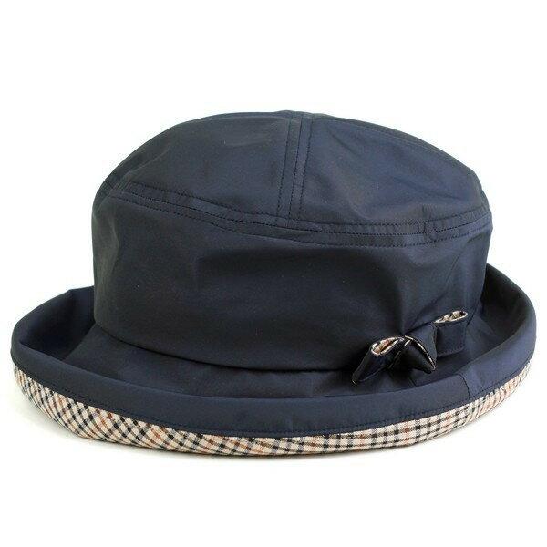DAKS 帽子 レディース UVカット ハット 紫外線対策 ダックス オールシーズン ハット 日よけ 遮光 99.99% 帽子 レディース 婦人 セーラー ハット 日本製 アウトドア 帽子 登山 おしゃれ ファッション 帽子通販 紺 ネイビー [hat]母の日 プレゼント おすすめ ギフト