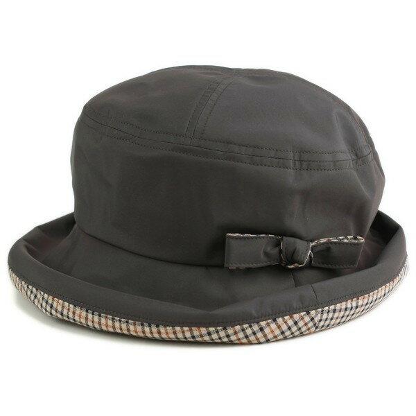 DAKS 帽子 レディース UV加工 ハット 紫外線対策 ダックス オールシーズン ハット 日よけ 遮光 99.99% 帽子 レディース 婦人 セーラー ハット 日本製 アウトドア 帽子 登山 ファッション 帽子通販 茶 ブラウン [hat]母の日 おすすめ プレゼント