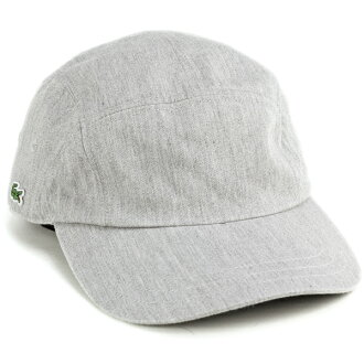 Cool summer lacoste caps breathable Twill balloons Cap Caps men's Lacoste spring Hat CAP men Hat Jet Cap backlog sports brand Crocs Japan cotton 58 cm size / grey (bladder and gift gifts father's day men's hats) (senior day)