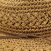 Straw Hat ladies brimmed scalar turu Hat Sun hats quotes Ed Hat women's spring summer wide brim straw hat spring summer UV rays resort beige (women's hat brim wide Hat straw hat straw hat hats wide brim Hat hats)