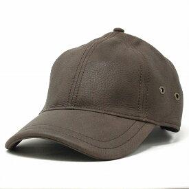 キャップ メンズ 牛革 ステットソン キャップ レザー oily timber stetson ステットソン leather レザーキャップ サイズ調整可 茶 ブラウン [cap] (ぼうし 男性帽子 紳士帽子 30代 40代 50代 60代 70代 ファッション 野球帽子 ベースボールキャップ ベースボール)