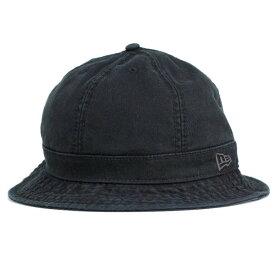 NEWERA ハット メンズ メトロハット バケットハット ニューエラ 帽子 new era EXPLORER BLK ブラック×マホガニー [ bucket hat ] シンプル 無地 newera 男性 帽子 ブランド 人気 おしゃれ ストリート アウトドア ファッション メンズコーデ