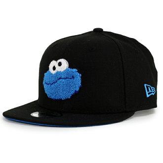 NewEra Cap kids Sesame Street children s boys whats up baseball hat size  adjustable 9 FIFTY cookie monster black baseball cap (cute girls junior new  era ... f8441a1d027f