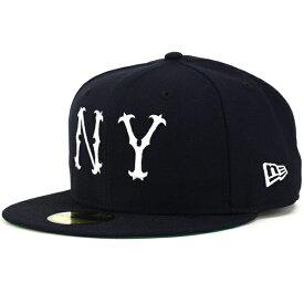 ニューエラ キャップ メンズ new era 59FIFTY CT ニューヨーク・ハイランダーズ NEWERA COOPERSTOWN NY レディース ベースボールキャップ 野球帽子 紺 ネイビー [ baseball cap ](秋冬 ブランド帽子 new york ニューエラキャップ メンズ帽子 ダンス フラット) MLB