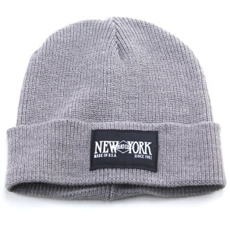 b3bc4cd4666ec New York Hat knit Cap mens autumn winter American NetWatch logo NEW YORK HAT  Hat knit both of our logo Cap ladies unisex one size fits all winter sport  ...