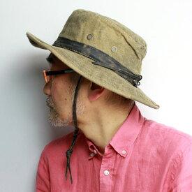 ステットソン ブーニーハット STETSON アドベンチャーハット つば広ハット メンズ ミリタリー系 帽子 大きいサイズ 探検 ブッシュハット サファリ ハット アウトドア キャンプ 日よけ サバイバル 茶 ブラウン [ bucket hat ] 帽子通販 メンズハット ギフト プレゼント