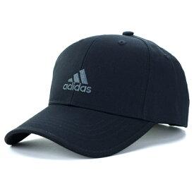 adidas キャップ 大きいサイズ 57cm-60cm 59cm-62cm 60cm-63cm 野球帽 アディダス ベースボールキャップ スポーツに最適 運動 キャップ Quick dry 吸湿性 速乾 adidas cap マジックテープ サイズ調整 黒 ブラック [ baseball cap ]