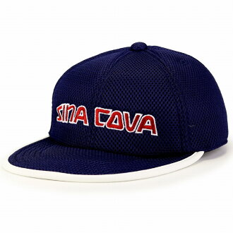 Niceness spring and summer awning baseball cap gentleman water absorption domestic production logo cap sports outdoor Malin fashion / dark blue navy [baseball cap] which there is product made in mesh bell oasis heat stroke measures SINACOVA hat Japan big