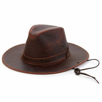 It is leather for 60 generations for 50 generations for ten-gallon hat men's broad-brimmed hat Lady's hat awning horseback riding oil leather tea brown [cowboy hat] Father's Day present hat male 40 generations made in the genuine leather western hat leat
